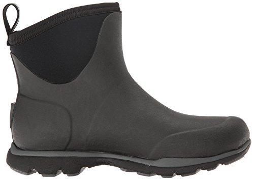 Muck Boots Herren Arctic Excursion Ankle Gummistiefel Schwarz (Black)
