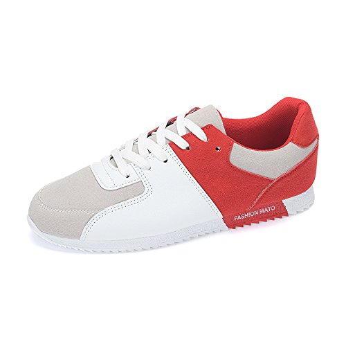 Hommes sport chaussures casual shoes Chaussures Forrest Gump Red