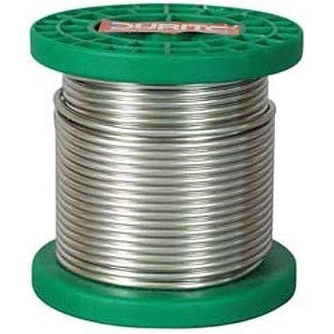 Durite 0–saldatura senza piombo resina cored 18SWG sn96ag3.5Cu0.51/4kg Reel–0–470–68