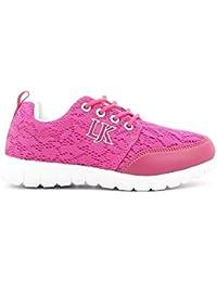 Lumberjack SG28905 001 C02 Sneakers Bambino Rosa 38 Aa3jKMn