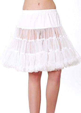 Krüger-Dirndl Trachten Petticoat 50cm 450