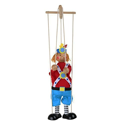 Small Foot by Legler Marionette Prinz aus Holz, -