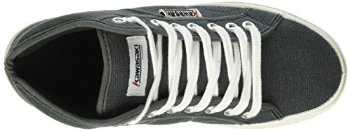 Kawasaki Boston Boot, 2.0, Baskets Basses Mixte Adulte Gris - Grau (Dark Grey, 644)