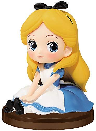 Figur Sammlung Alice im Wunderland Alice in Wonderland - 7cm - Girls Festival Disney Characters Petit QPOSKET Banpresto -