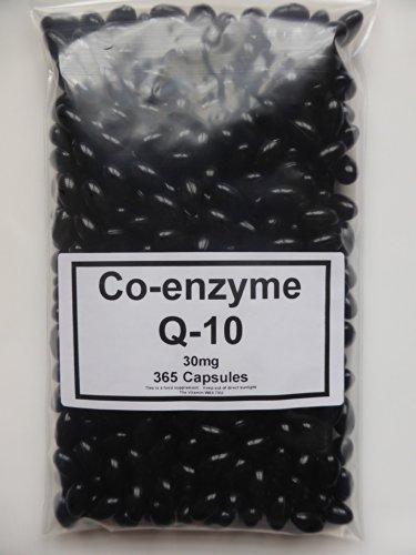 The Vitamin Co-enzime Q10 30mg (365 pillole -