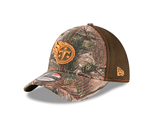 NFL Realtree Neo 39THIRTY Stretch Fit Cap Small / Medium Realtree Camo (Camo Hut Flex Fit)