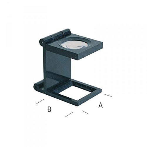 Metrica 49550 Compte-fils en plastique 20 x 20 mm