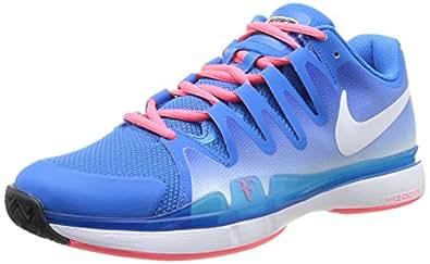 Nike Zoom Vapor 9.5 Tour, Chaussures de running homme - Multicolore (Photo Blue/White-Hypr Pnch-Blk), 44.5 EU