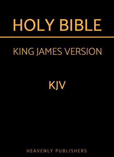Holy Bible, King James Version for Kindle (Touch + Click Chapter Links) KJV (English Edition)