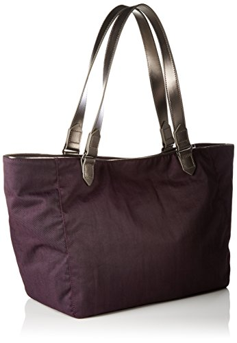 Kipling - Lots Of Bag, Borse a secchiello Donna Viola (Deep Velvet)