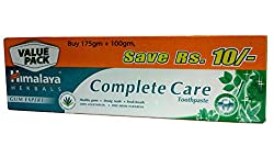 Himalaya Herbals Complete Care Toothpaste - 175 g + 100 g (Value Pack)