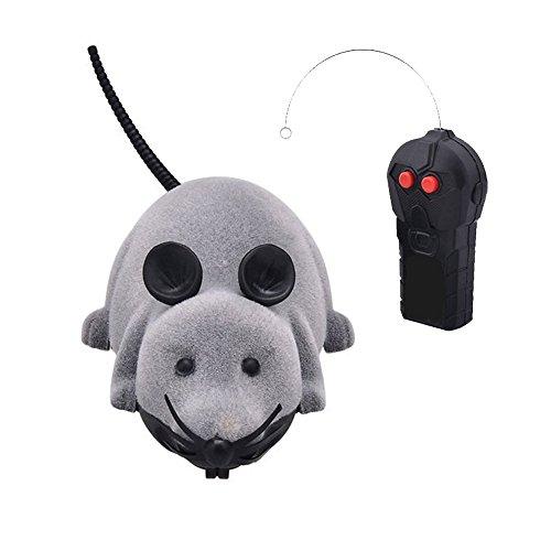 yunt Funny Pet Katze Hund Kinder Elektro RC Maus Spielzeug Kabellose Fernbedienung Ratte Spielzeug