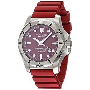 Victorinox Hombre I.N.O.X. Professional Diver – Reloj de Acero Inoxidable