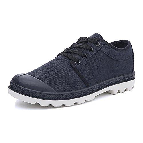 Estate scarpe di tela di canapa maschile scarpe di canapa di paglia scarpe pigro scarpe di canapa Black