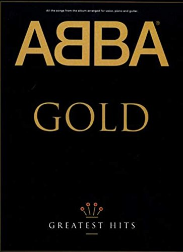 abba-gold-greatest-hits-song-book