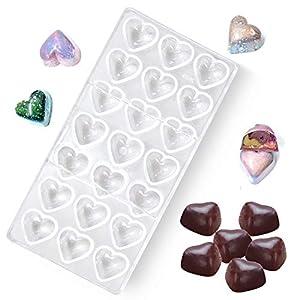 Molde De Chocolate De 21