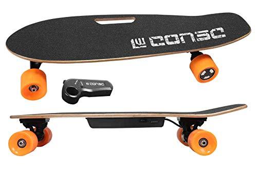 WL Conec csl2xe Electric Skateboard Unisex Adult, Black
