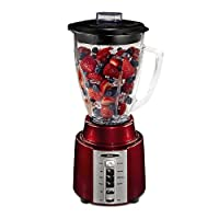Red : Oster 8 Speed 450 Watt All Metal Drive 6 Cup Blender, Red | BCCG08-RR0-027