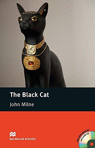 MR (E) Black Cat, The Pk: Elementary (Macmillan Readers 2005)