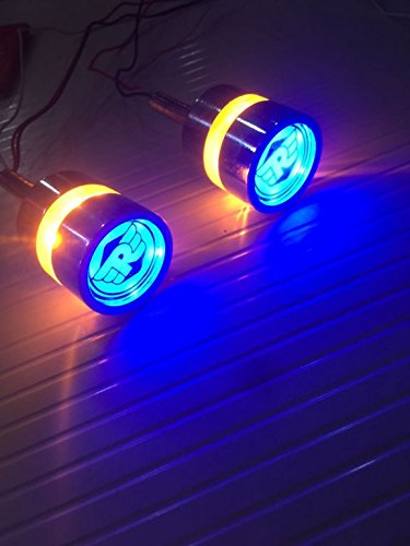 AOW-Attractive-Offer-World-Handle-Bar-End-Dual-LED-Bike-Turn-Signal-Indicator-Light-Blue-for-Royal-Enfield-Classic