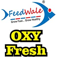 FeedWale Oxy Fresh 1Kg Sodium Percarbonate Granules for Oxygen in Ponds Aquacultre Fish