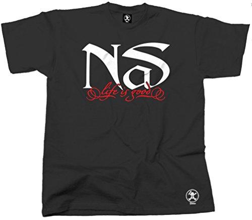 nas-et-hip-hop-gangsta-t-shirt-rap-illmatic-life-is-good-noir-xx-large