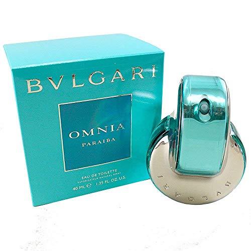 Bulgari omnia paraiba eau de toilette donna - 40 milliliter