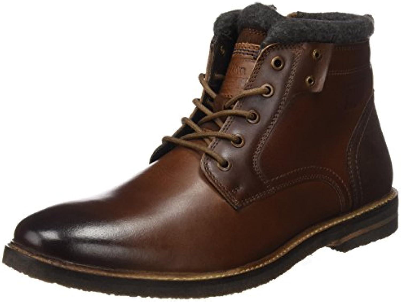 s.Oliver Herren 15108 Combat Bootss Oliver Herren 15108 Combat Cognac Billig und erschwinglich Im Verkauf