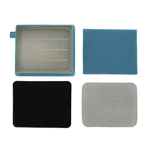 Philips FC8470/FC8471/FC8472/FC9322 HEPA-Filter-Set