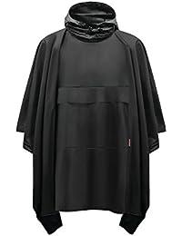 Unisex Original Poncho - Black