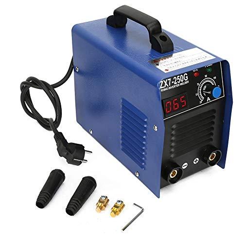 MMA-250 / ZX7-250 / ARC-250 Inverter-Schweißgerät Inverter-ARC-Schweißgerät mit Schnellanschluss zum Schweißen verschiedener saurer und alkalischer Schweißstäbe EU-Stecker 220V
