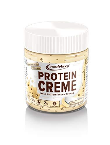 IronMaxx Protein Creme, Soja Crispies, 250 g