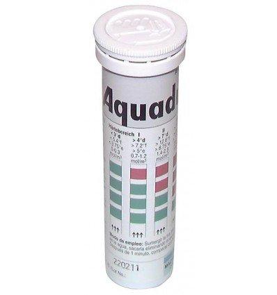 Wasserbehandlung und Analyse - Kontrolle der Wasserhärte (100 Laschen)