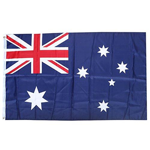 Trixes Große Australisch Flagge 5ft x 3ft