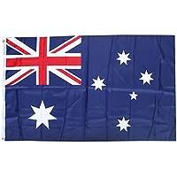 TRIXES Grand Drapeau Australien 5 pieds x 3 pieds Jeux Olympiques de Rio 2016