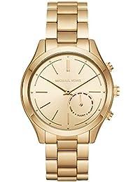 Michael Kors Reloj Mujer de Analogico con Correa en Chapado en Acero Inoxidable MKT4002