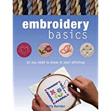Embroidery Basics (Milner Craft Series)