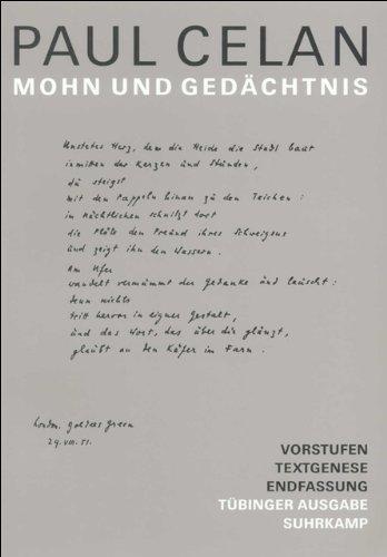 Werke. Tübinger Ausgabe
