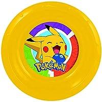 GUIZMAX Plato Plástico Creuse Pokemon Comidas Niño