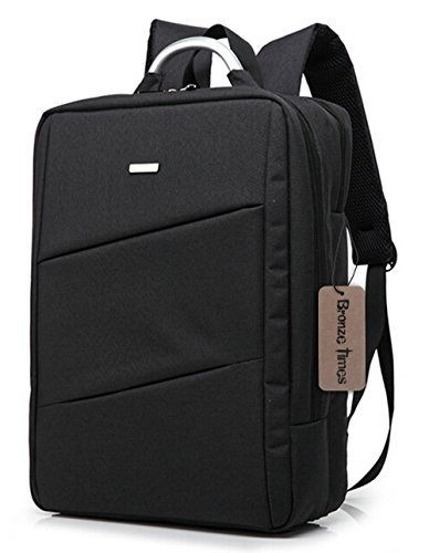 bronze-times-tm-14-inch-premium-water-resistant-canvas-laptop-briefcase-travel-backpack-c-black