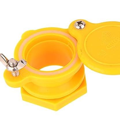 MagiDeal Beekeeping Tool Honey Bottling Hive Gate Valve Extractor Tap Seal 7