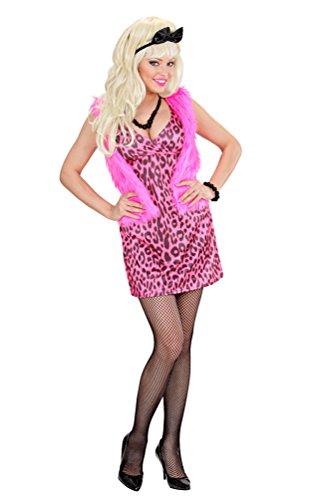 Karneval-Klamotten 80er Jahre Kostüm Damen 80er Jahre Kleidung -