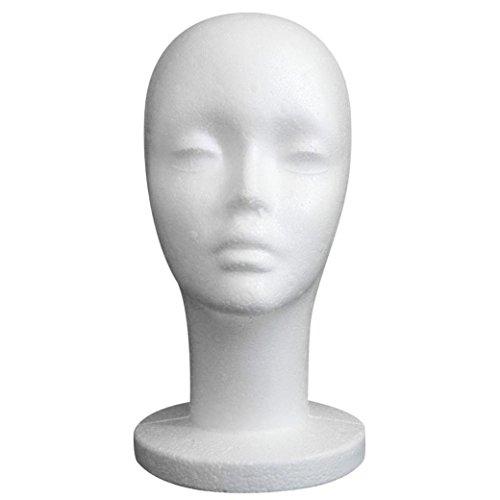 trainingskopfe-overdose-weibliche-styropor-mannequin-manikin-kopf-modell-schaum-perucke-haar-brille-