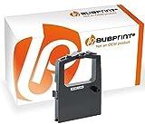 Bubprint Nylonband kompatibel für OKI 09002309 für Microline 3390 ECO ML 3390 3391 240 380 385 390 391 Schwarz