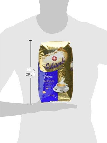 Kaffee Schümli Crema Bohnen - 3
