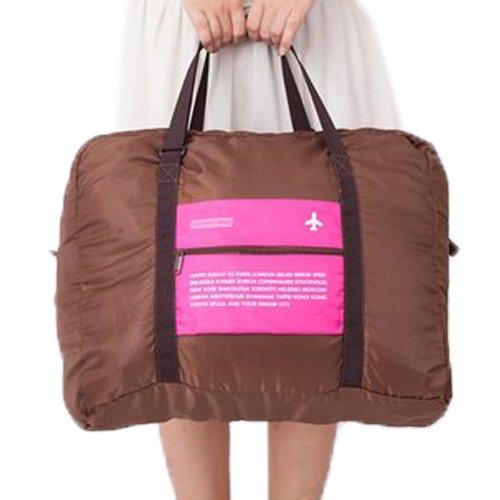 D9Q Premium große Kapazitäts wasserdichte faltbare Spielraum Aufnahme Paket Duffle Bag Blau