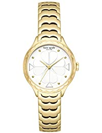Kate Spade Analog White Dial Women's Watch-KSW1506