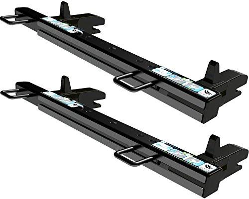 RiveMove Anclaje Isofix - Un Plus De Seguridad y Espacio | Accesorio Para Silla De Coche - Pack 2 unidades