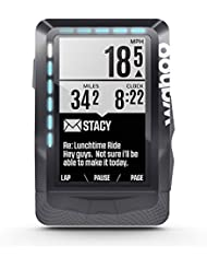 "'wahoofitness ELEMNT GPS 2.7 ""Wireless Bicycle Computer Noir – Ordinateur pour vélo (6,86 cm (2.7), 16 h, 57,5 mm, 21,2 mm, 90,5 mm, 99,2 g)"