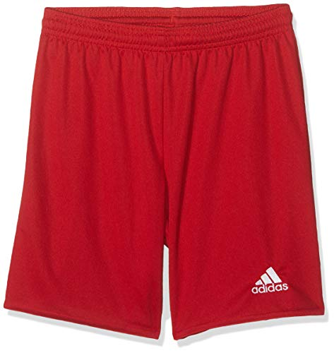adidas Kinder Shorts Parma 16 SHO, rot (Power Red/White), 140 -